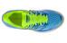 saucony Triumph ISO 2 Naiset juoksukengät , vihreä/sininen